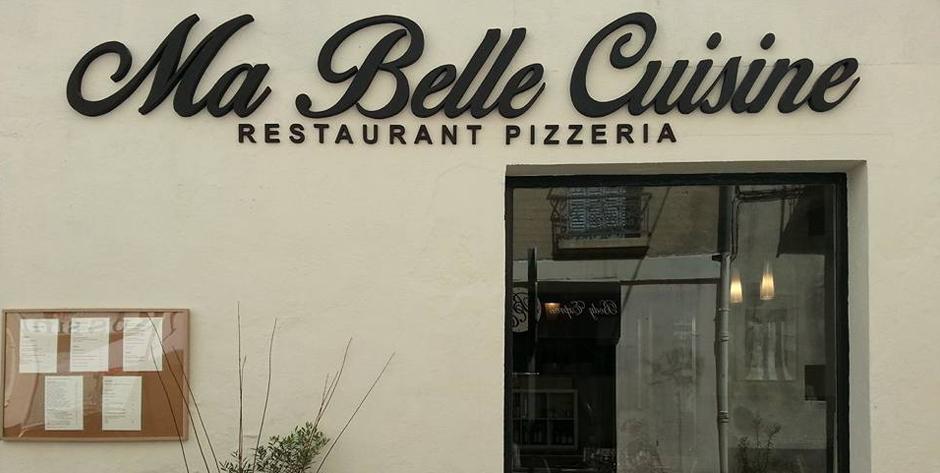 restaurant italien ma belle cuisine avignon 84000. Black Bedroom Furniture Sets. Home Design Ideas